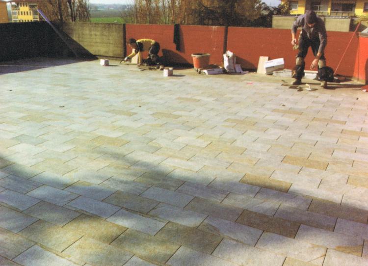 Impermeabilizzazioni terrazzi con pavimenti e in PVC | MAER Srl