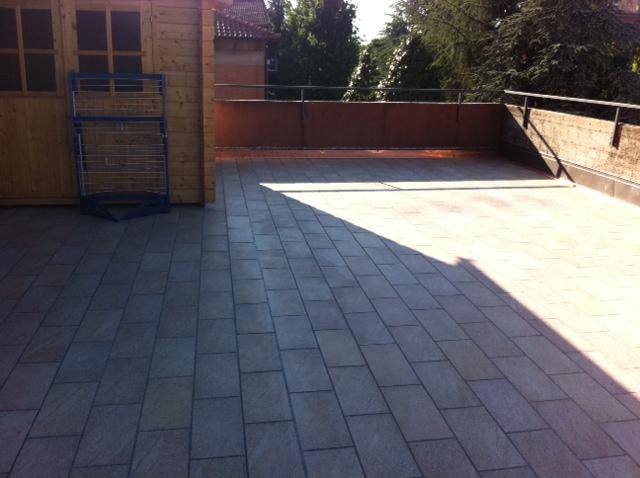 Best pavimentazione terrazzo di copertura photos idee arredamento